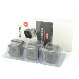 Pack de 3 cartouches Nord 4.5ml RPM40 Smok