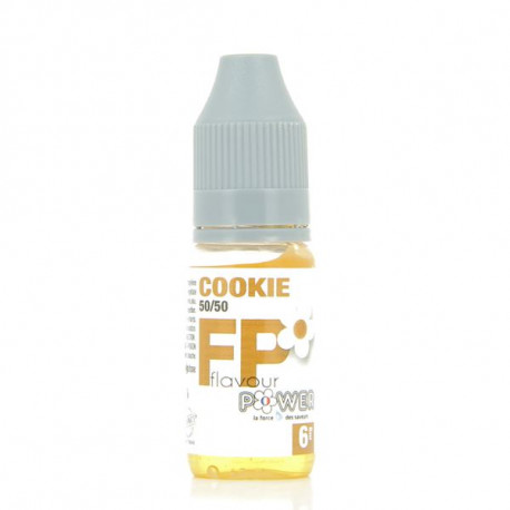 Cookie 50/50 Flavour Power 10ml