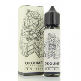 Okoume HVG Signature Cloud Vapor 50ml 00mg