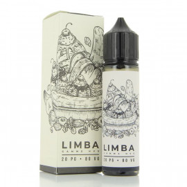 Limba HVG Signature Cloud Vapor 50ml 00mg