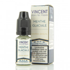 Menthe Glaciale Nic Salts VDLV 10ml 20mg