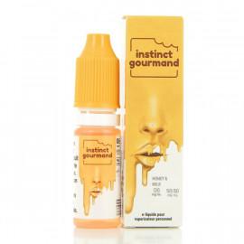 Honey & Milk Instinct Gourmand Alfaliquid 10ml