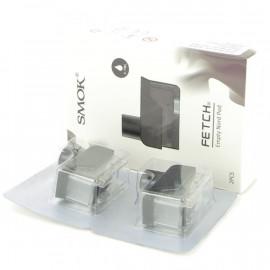 Pack de 2 cartouches Fetch Mini 3,7ml pour résistances Nord Smok