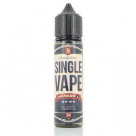 Numéro 1 Single Vape 50ml 00mg