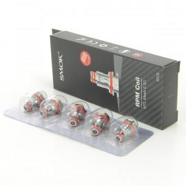 Pack de 5 résistances MTL Mesh 0.3ohm RPM40 Smok