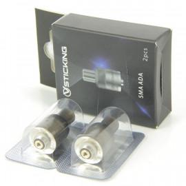 Pack de 2 SMA ADA 14mm Vsticking