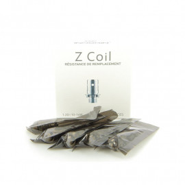 Pack de 5 Z Coil 1,2ohm Zenith-Zlide-Zbiip Innokin