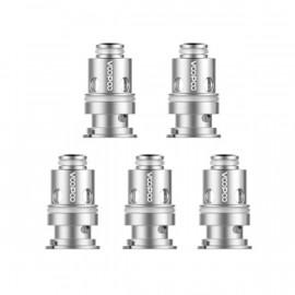 Pack de 5 résistances Pnp-R1 0.8ohm Vinci Voopoo