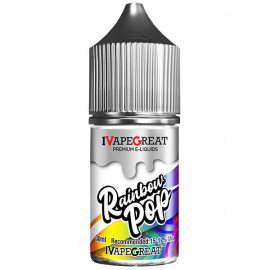 Rainbow Pop Concentré I Vape Great 30ml