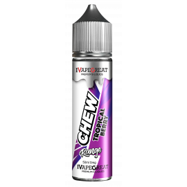 Tropical Berry Chew Gum I Vape Great 50ml 00mg