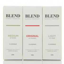 Original-Medium-Light Nic Salts Blend The Fuu 3x10ml 20mg