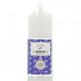 Menthe Glaciale Concentré Le Coq Qui Vape Premium 30ml