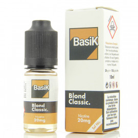 Blond Classic Nic Salt BasiK Cloud Vapor 10ml