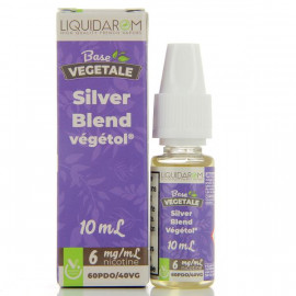 Silver Blend Base Végétale By Liquidarom 10ml