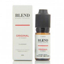 Medium Nic Salt Blend The Fuu 10ml 20mg