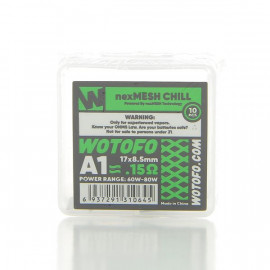 Pack de 10 coils NexMesh Chill A1 0.15ohm Wotofo