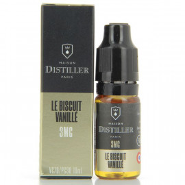 Le Biscuit Vanillé Maison Distiller Paris 10ml