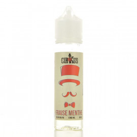 Fraise Menthe VDLV Cirkus Authentic 50ml 00mg