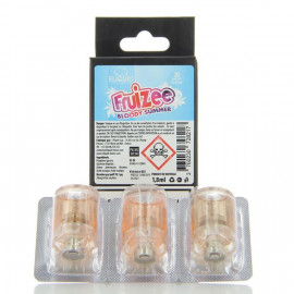 Pack de 3 Pods de 1.8ml Bloody Summer Fruizee Esalt EliquidFrance Slym Aspire 20mg