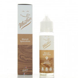 Biscuit Speculoos Machin 50ml 00mg