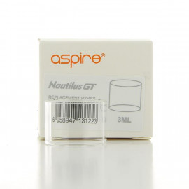 Verre Nautilus GT 3ml Aspire