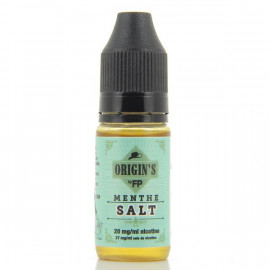 Light Salt Origin's By Flavour Power 10ml