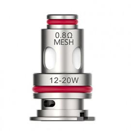 Pack de 5 résistances GTX 0.8ohm PM80 Vaporesso