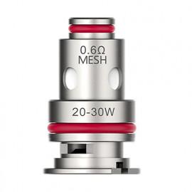 Pack de 5 résistances GTX 0.6ohm PM80 Vaporesso