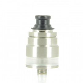DDP One RDTA 22mm Silver DDP Vape