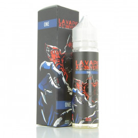 One La Vape A L'Envers 50ml 00mg + Booster