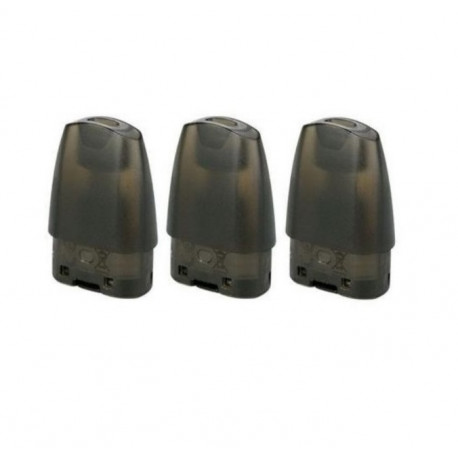 Pack de 3 Pod 1.5ml + résistance Ceramic Minifit JustFog
