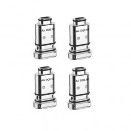 Pack de 4 resistances 0.5ohm Airmod 60 Onevape