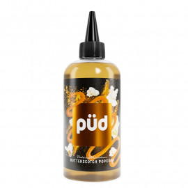 Butterscotch Popcorn Pud Joe's Juice 200ml 00mg