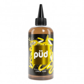 Lemon Curd Pud Joe's Juice 200ml 00mg