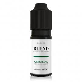 Original Menthol Nic Salt Blend The Fuu 10ml 20mg