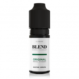 Original Menthol Nic Salt Blend The Fuu 10ml 20mg