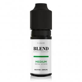 Medium Menthol Nic Salt Blend The Fuu 10ml 20mg