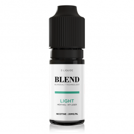 Light Menthol Nic Salt Blend The Fuu 10ml 20mg
