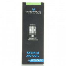 Pack de 4 résistances 0.3ohm Kylin M AIO Vandy Vape