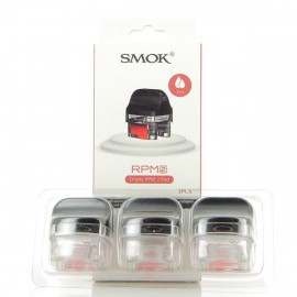 Pack de 3 cartouches RPM coils 7ml RPM 2 Smok