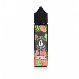 Watermelon Candy Gummies Juice & Power 50ml 00mg