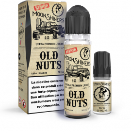 Old Nuts 50ml Moonshiners