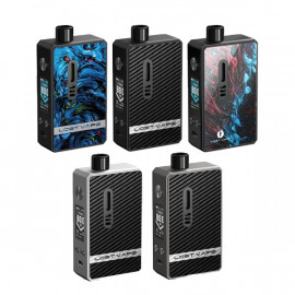 Kit Gemini Hybrid Pod 80W 4ml Lost Vape