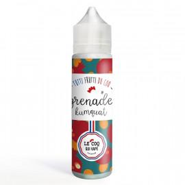 Grenade Kumquat Le Coq Qui Vape Premium 50ml