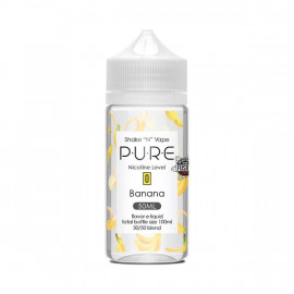 Banana Pure 50ml 00mg