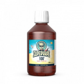 Base 250ml 50/50 00mg SuperVape