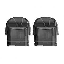 Pack de 2 pods 3ml + résistance Mesh 1.2ohm Minican Aspire