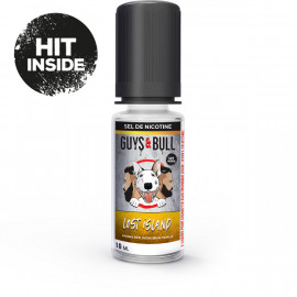 Lost Island Salt Guys & Bull 10ml