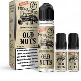 Old Nuts Easy2Shake 50/50 06mg 40ml Moonshiners