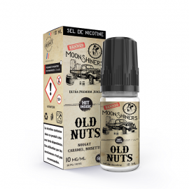 Old Nuts Moonshiners 10ml